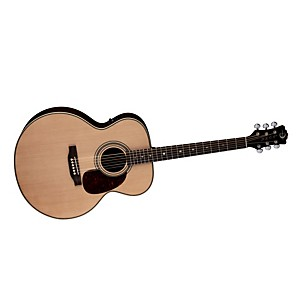 Luna-Guitars-Americana-Classic-AMJ-100-Jumbo-Acoustic-Electric-Guitar-Natural-Jumbo