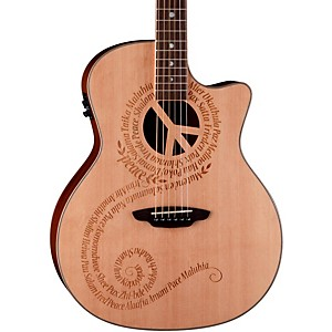 Luna-Guitars-Oracle-Grand-Concert-Series-Peace-Acoustic-Electric-Guitar-Natural-Peace-design