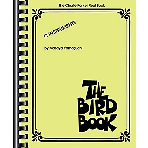 Hal-Leonard-The-Bird-Book---Charlie-Parker-Real-Book-Standard