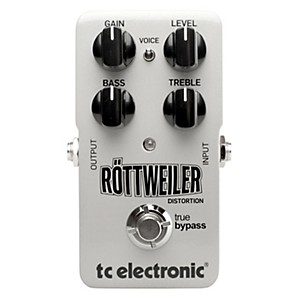 TC-Electronic-Rottweiler-Distortion-Guitar-Effects-Pedal-Standard