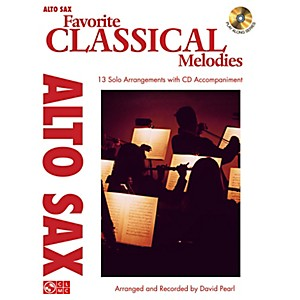 Cherry-Lane-Favorite-Classical-Melodies---Book-CD-Alto-Sax