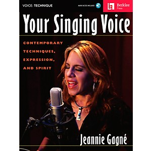 Berklee-Press-Your-Singing-Voice---Contemporary-Techniques--Expression-And-Spirit-Book-CD-Standard