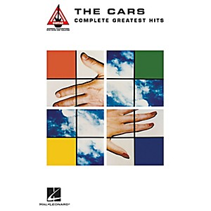 Hal-Leonard-The-Cars---Complete-Greatest-Hits-Guitar-Tab-Songbook-Standard