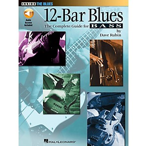 Hal-Leonard-12-Bar-Blues-Bass-Book-CD-Standard