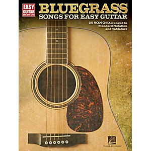Hal-Leonard-Bluegrass-Songs-For-Easy-Guitar--With-Tab--Standard