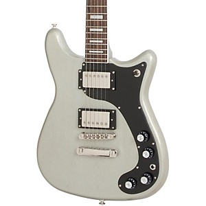 Epiphone-Limited-Edition-Wilshire-Pro-Electric-Guitar-TV-Silver