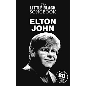 Music-Sales-Elton-John-The-Little-Black-Songbook-Standard