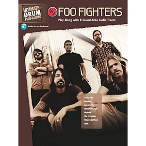 Hal-Leonard-Foo-Fighters-Ultimate-Play-Along-Drum-Book---2-CDs-Standard