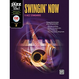 Alfred-Swingin--Now-Flexible-Instrumentation-Book---CD-Standard