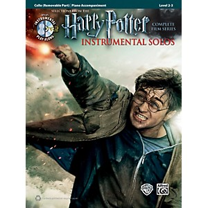 Alfred-Harry-Potter-Instrumental-Solos-for-Strings---Cello--Book-CD--Standard