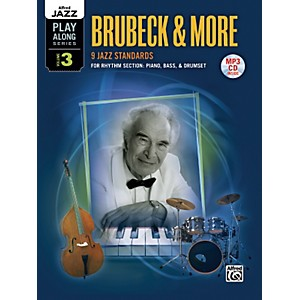 Alfred-Alfred-Jazz-Play-Along-Series--Vol--3--Brubeck---More-Flexible-Instrumentation-Book---CD-Standard