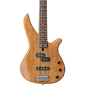 Yamaha-RBX170EW-Electric-Bass-Guitar-with-Exotic-Mango-Wood-Top-Natural