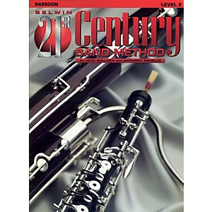 Alfred-Belwin-21st-Century-Band-Method-Level-2-Bassoon-Book-Standard
