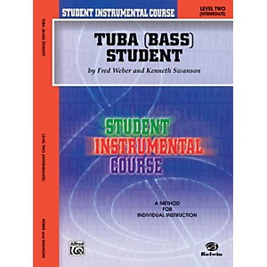 Alfred-Student-Instrumental-Course-Tuba-Student-Level-2-Book-Standard