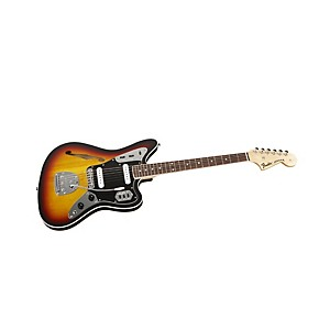 Fender-Special-Edition-Jaguar-Thinline-Electric-Guitar-3-Color-Sunburst-Rosewood-Fingerboard