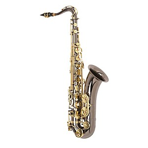 Antigua-Winds-Bb-Tenor-Saxophone-Black-nickel-plated-body-Lacquered-keys