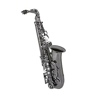 Antigua-Winds-Eb-Alto-Saxophone-Black-nickel-plated-body-Black-nickel-plated-keys