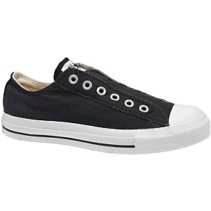 Converse-Chuck-Taylor-All-Star-Slip-On-Oxford-Black-Mens-Size-10