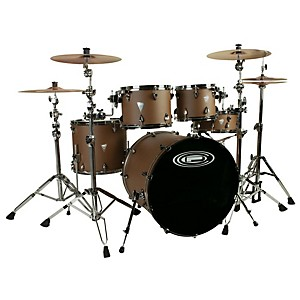 Orange-County-Drum---Percussion-Venice-5-Piece-Shell-Pack-with-22-Inch-Bass-Drum-Desert-Sand