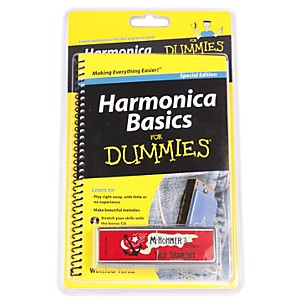 For-Dummies-Harmonica-For-Dummies-Starter-Package-Standard