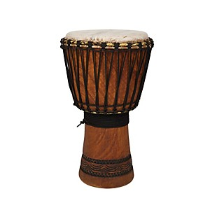 Overseas-Connection-Ivory-Coast-Djembe-12-Inch