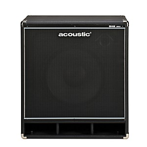 Acoustic-B115mkII-1x15-Bass-Speaker-Cab-Black
