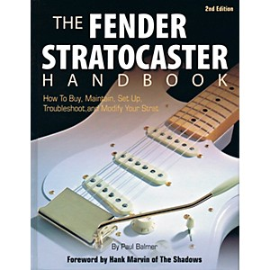 Hal-Leonard-The-Fender-Stratocaster-Handbook---2nd-Edition-Standard