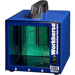 Radial-Engineering-Radial-Workhorse-Cube-Desktop-Power-Rack-Standard