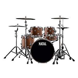 Natal-Drums-Maple-Rock-5-Piece-Shell-Pack-Copper-Sparkle