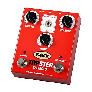 T-Rex-Engineering-Tapster-Tremolo-Guitar-Effects-Pedal-Standard