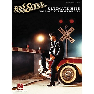 Hal-Leonard-Bob-Seger---Ultimate-Hits--Rock-And-Roll-Never-Forgets-Piano-Vocal-Guitar-Songbook-Standard
