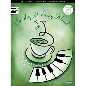 Hal-Leonard-Sunday-Morning-Blend--Vol-5-25-Solo-Kybd-Medleys-For-Contemporary-Worship-for-Upper-Inter-Piano-Standard