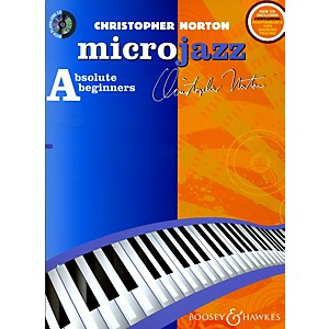 Hal-Leonard-Microjazz-For-Absolute-Beginners-New-Edition-For-Piano--Book-CD--Standard