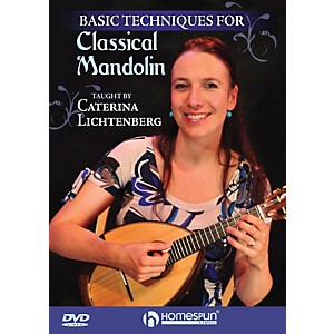 Hal-Leonard-Basic-Techniques-Of-Classical-Mandolin-DVD-Standard