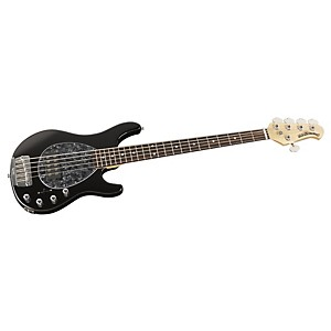 Music-Man-Sterling-5-Electric-Bass-Black-Rosewood-Fingerboard