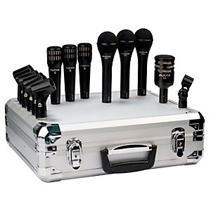 Audix-BP7-Pro-7-Piece-Band-Microphone-Pack-Standard