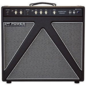 3rd-Power-Amps-American-Dream-30W-1x12-Tube-Guitar-Combo-Amp-with-Alnico-Gold-Speaker-Black