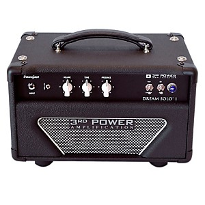 3rd-Power-Amps-Dream-Solo-22W-Tube-Guitar-Amp-Head-Black