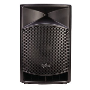 Power-Acoustik-P-15AUI-Powered-15in-Full-Range-PA-System-w--iPod-Dock-Standard
