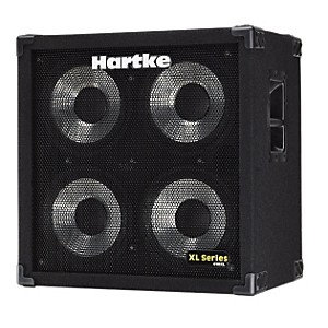 Hartke-XL-Series-410XL-400W-8ohm-4x10--Aluminum-Cone-Bass-Speaker-Cabinet-Black