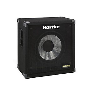 HARTKE-XL-Series-115XL-200W-8ohm-1x15--Aluminum-Cone-Bass-Speaker-Cabinet-Black