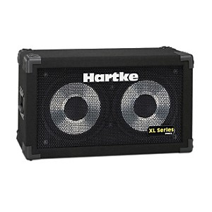 Hartke-XL-Series-210XL-200W-8ohm-2x10--Aluminum-Cone-Bass-Speaker-Cabinet-Black