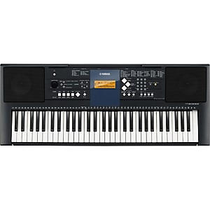 Yamaha-PSR-E333-61-Key-Mid-Level-Portable-Keyboard-with-Survival-Kit-Standard