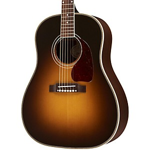 Gibson-J-45-Custom-Acoustic-Electric-Guitar-Vintage-Sunburst-Gold-Hardware