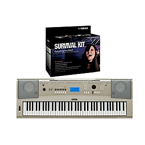 Yamaha-YPG-235-76-Key-Portable-Grand-Piano-Keyboard-with-D2-Survival-Kit-Standard