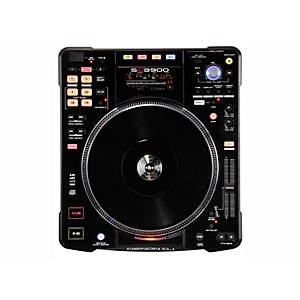 Denon-SC3900-Digital-Media-Turntable---DJ-Controller-Black
