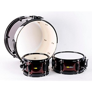 Sound-Percussion-Deluxe-Jr--3-Piece-Drum-Set-Wine-Red-888365061825