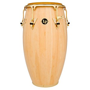 LP-Salsa-Conga-Natural-with-Gold-Hardware-11-Inch