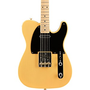 Fender-American-Vintage--52-Telecaster-Electric-Guitar-Butterscotch-Blonde-Maple-Neck
