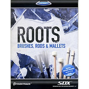 Toontrack-Roots---Brushes--Rods---Mallets-SDX-Standard